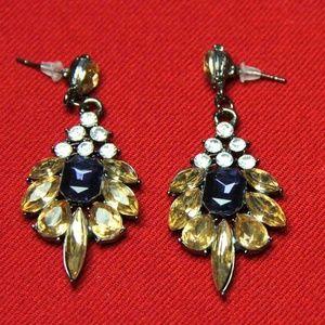 Gascoigne Repro Vintage Earrings Drop Danglers